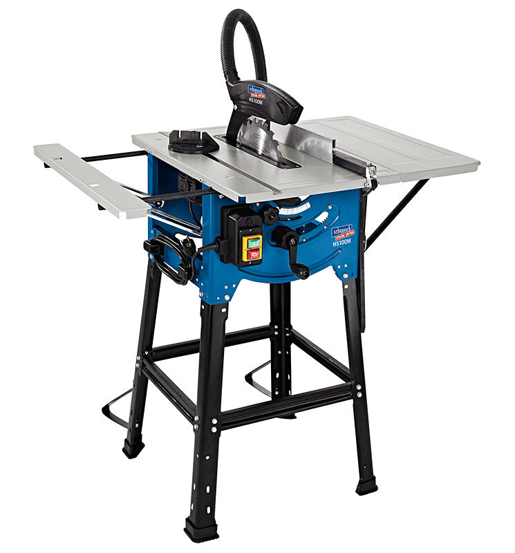 Scheppach hs100m 10 inch table saw sawbench bench saw for 10 inch table saw