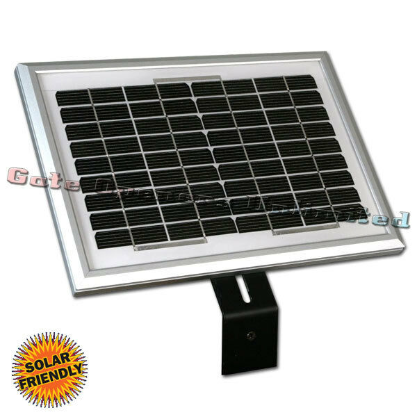 Sentry 300 520015 Solar Panel Kit 5 Watt Solar Panel