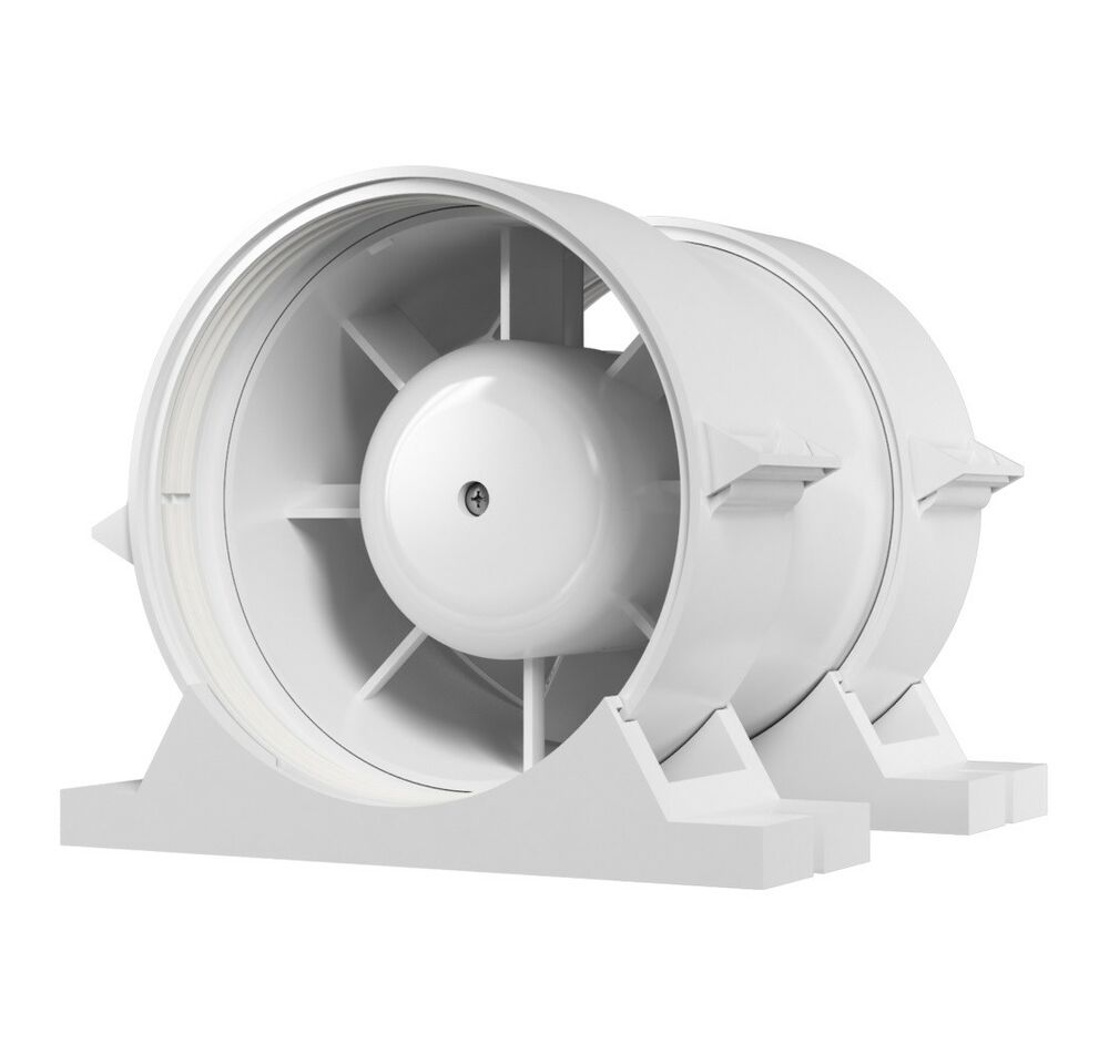 Bathroom ducting extractor fan 125mm 5 with bracket in for 5 bathroom extractor fan