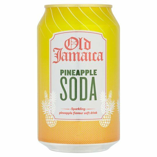 24 x Old Jamaica Pineapple Soda Can Fizzy Soft Drinks | eBay