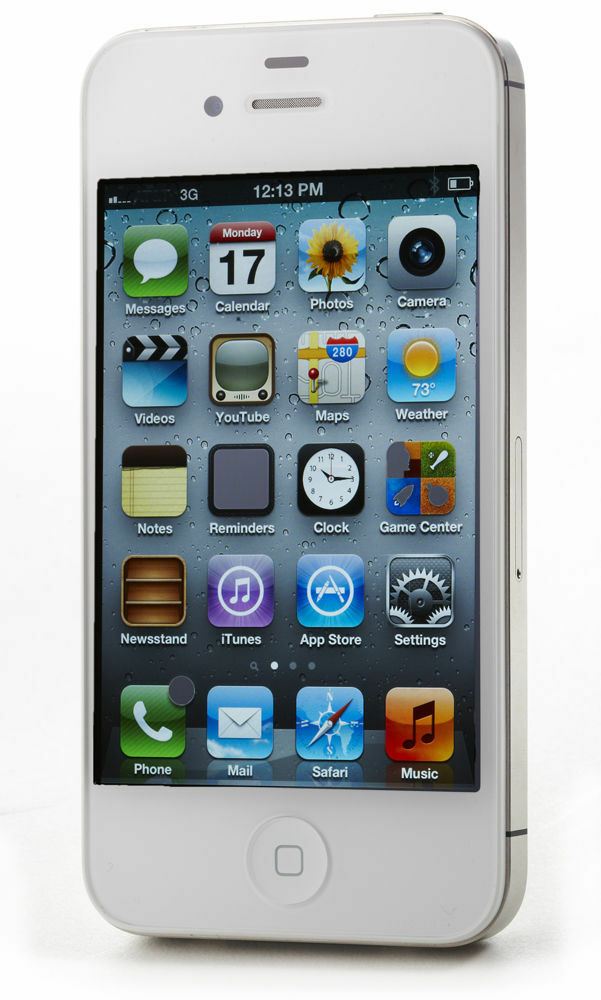 iphone 4s for sale ebay new apple iphone 4s 64gb white unlocked 885909528073 1102