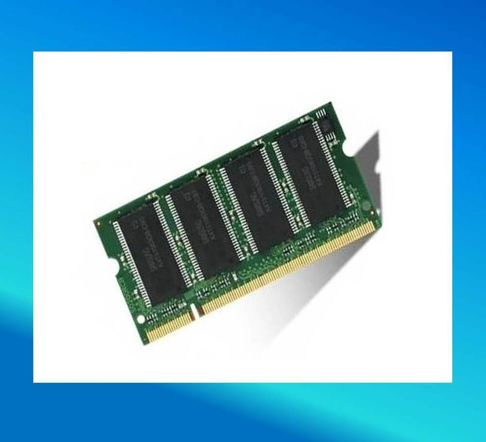 1gb Ram Memory For Advent 7081 Laptop Ebay