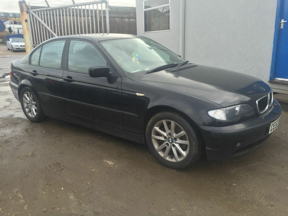 2003 bmw 320d es cat c spares or repairs ebay. Black Bedroom Furniture Sets. Home Design Ideas