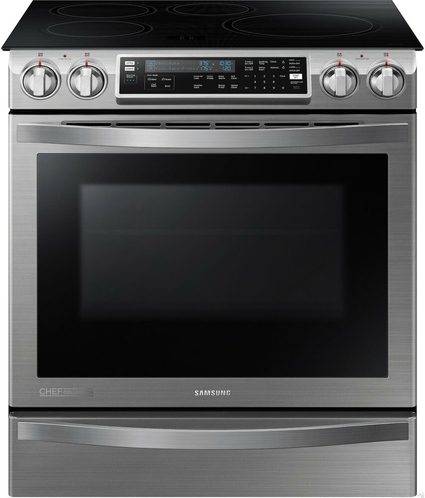 how to use samsung stove oven