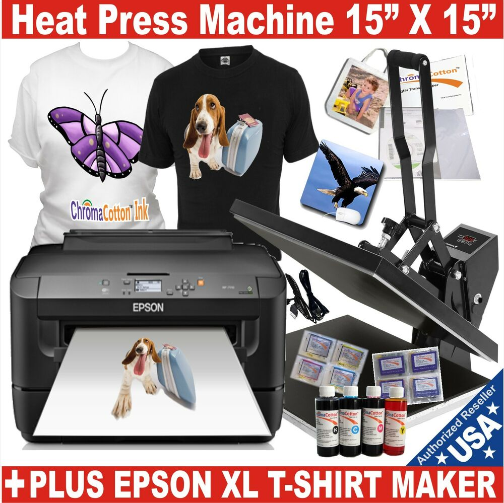 Image result for t shirt printer