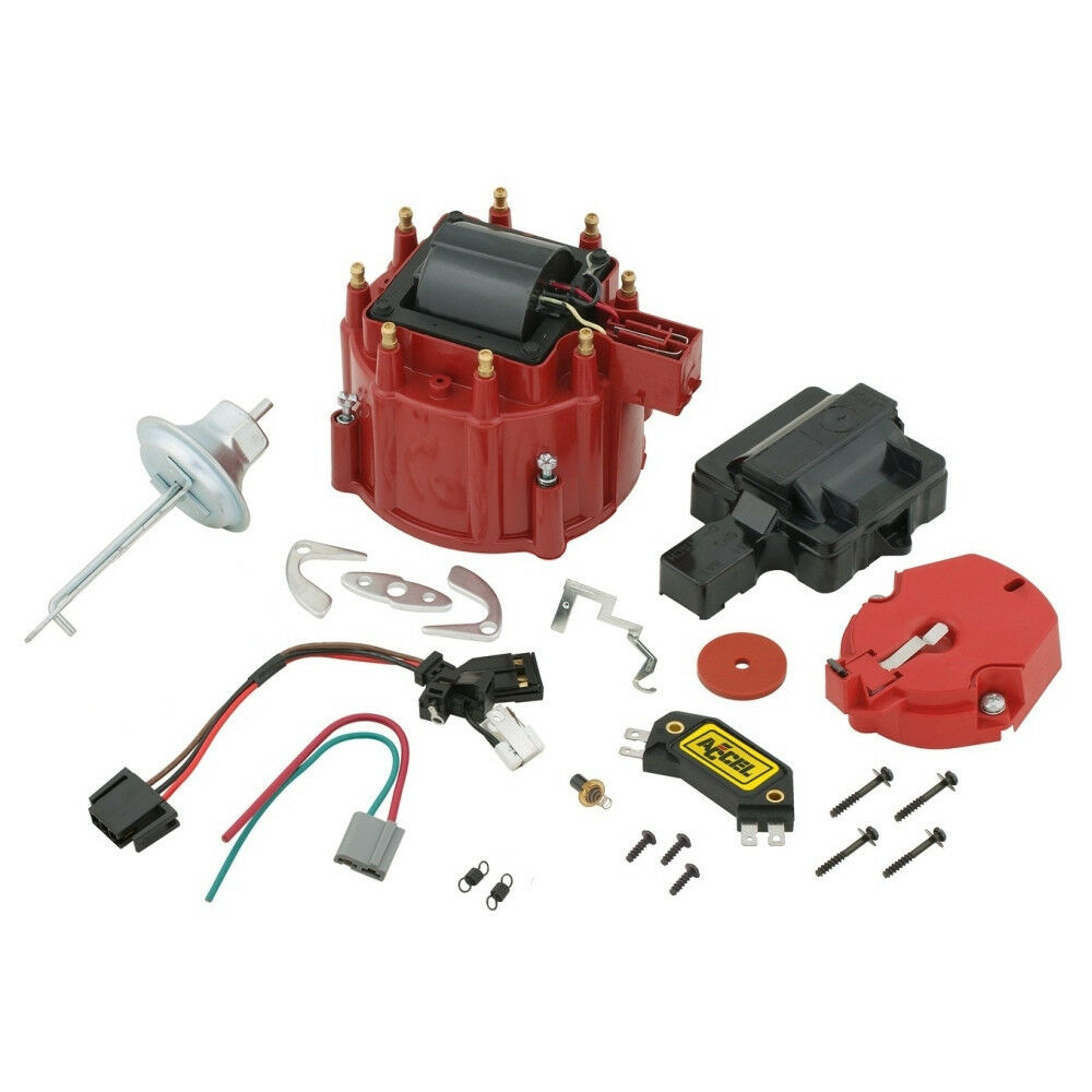 accel 8200 high performance ignition tune up kit for gm. Black Bedroom Furniture Sets. Home Design Ideas