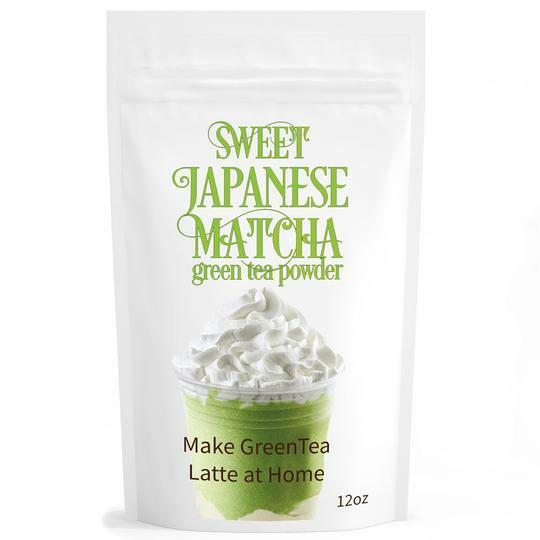 Starbucks Tazo Matcha Green Tea Powder Comparable
