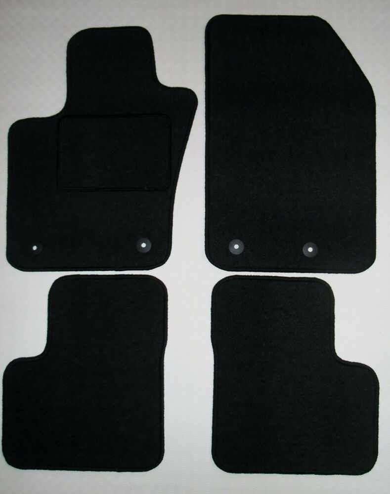 tapis de sol auto sur mesure pour fiat 500x depuis 2015 ebay. Black Bedroom Furniture Sets. Home Design Ideas