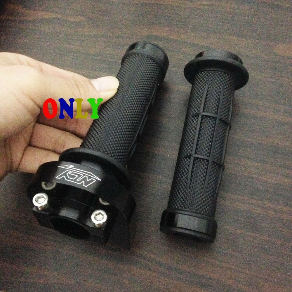 Motorcycle Hand Grip Cnc Throttle Tube Lever Control