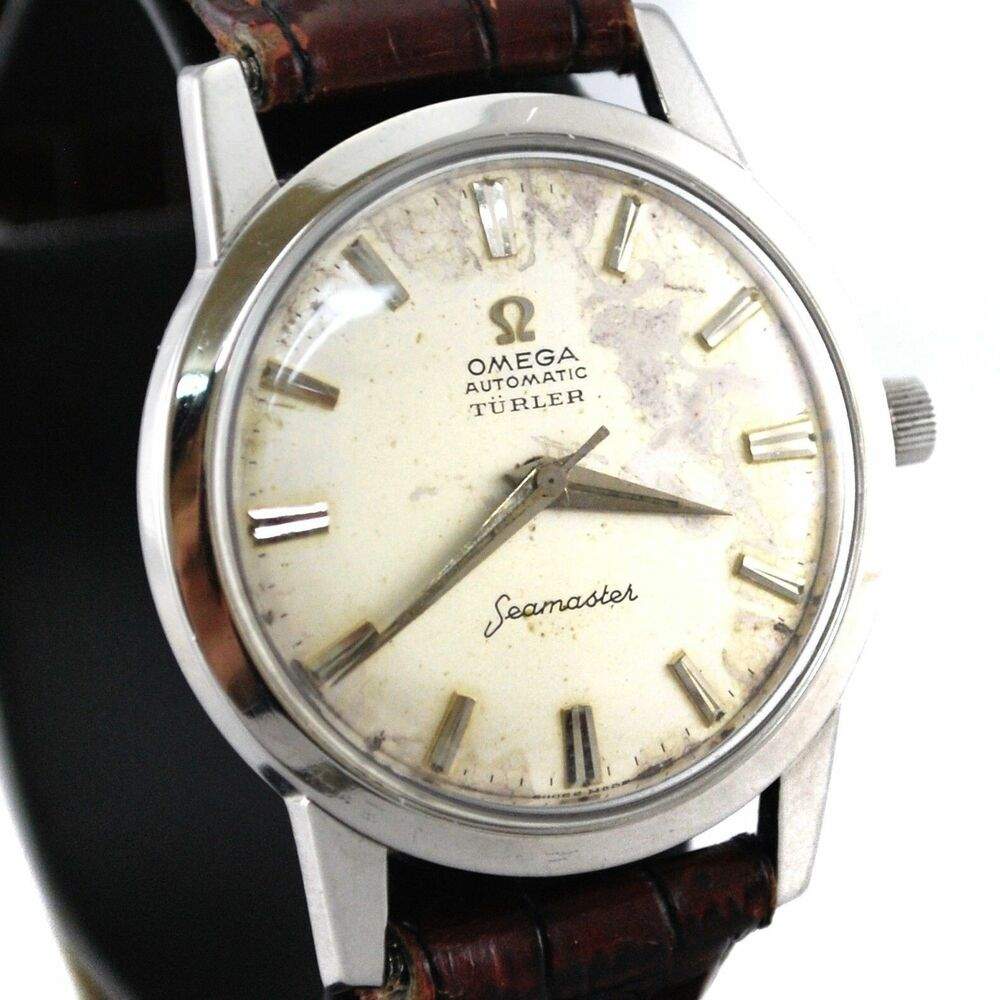 vintage omega mens watches