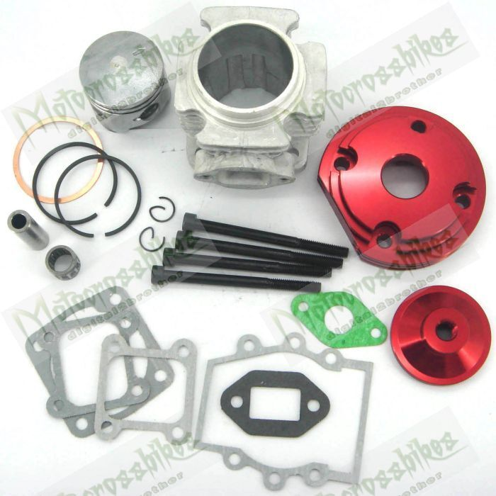 hp performance mini pocket bike big bore kit 47cc 49cc engine upgrade ebay. Black Bedroom Furniture Sets. Home Design Ideas