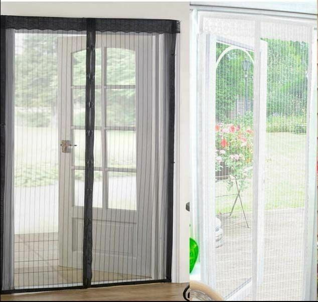 Magic Mesh Instant Magnetic Screen Door - m