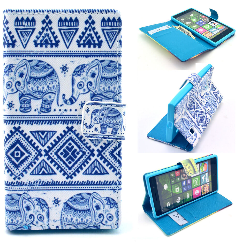 Case Design blu studio 5.5 cell phone cases : ... Card Holder PU Leather Case Stand Cover for Various phone YB : eBay