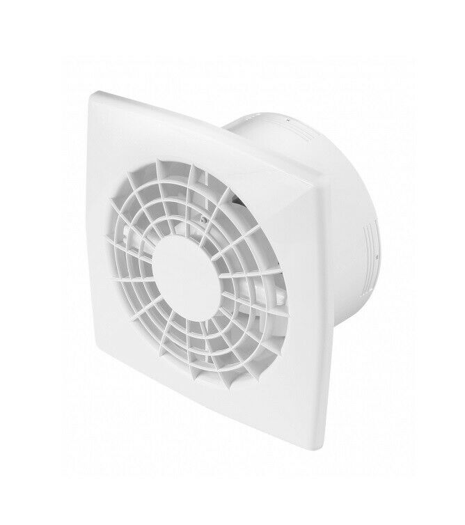 Bathroom extractor fan with timer ducting size 150mm 6 for 6 bathroom extractor fan