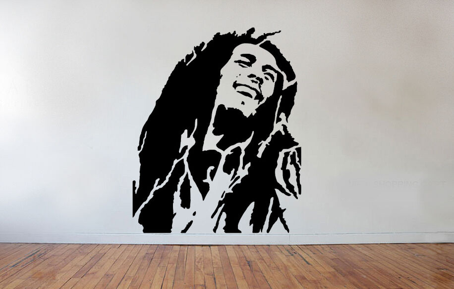 Http Www Ebay Co Uk Itm Bob Marley Reusable Stencil For Home Wall Interior Decor Not A Decal 221721013300