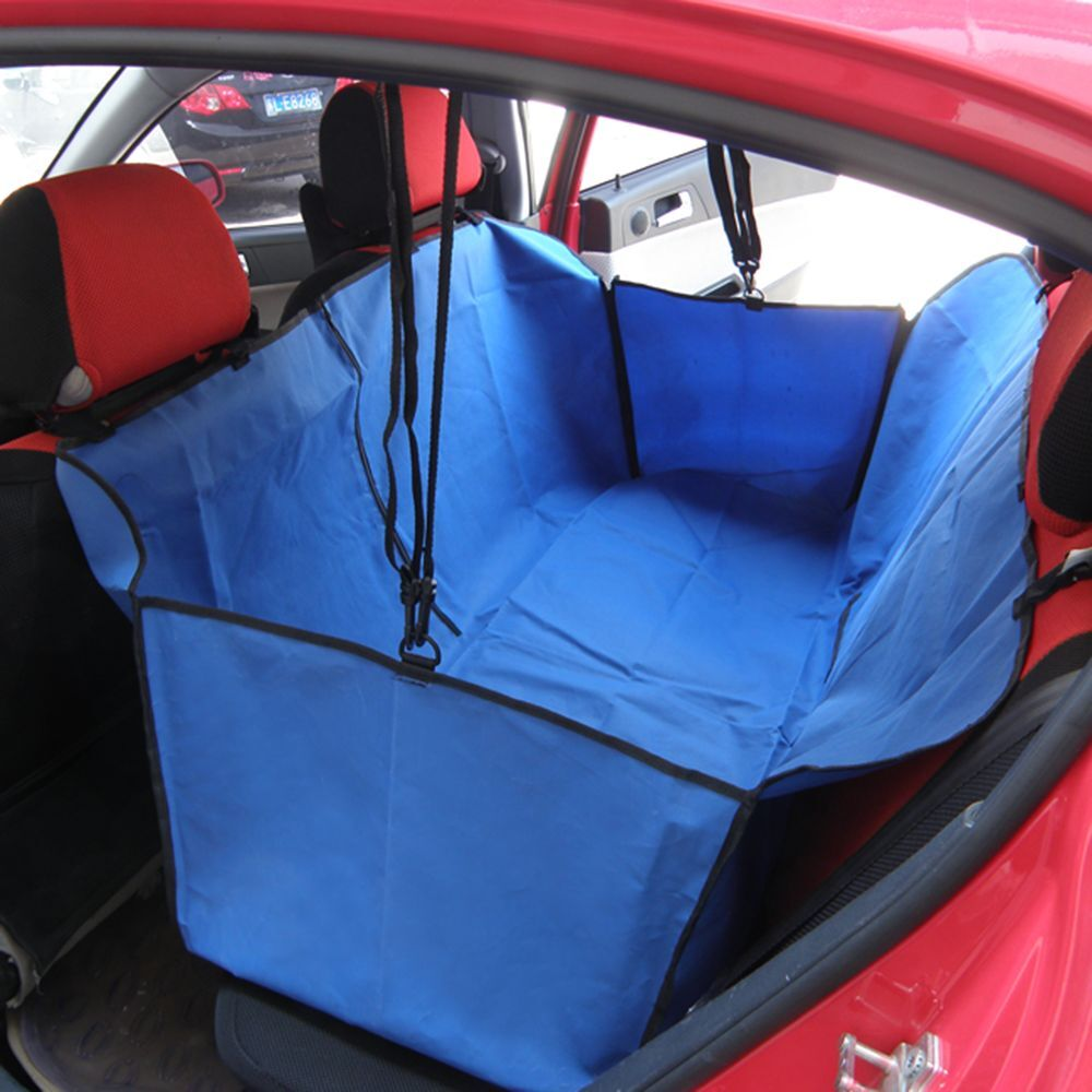 Pet Dog Oxford Car Seat Cover Hammock Vehicle Protection