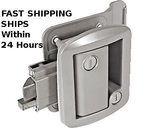 Global Rv Entrance Entry Door Lock Replaces Trimark Fastec