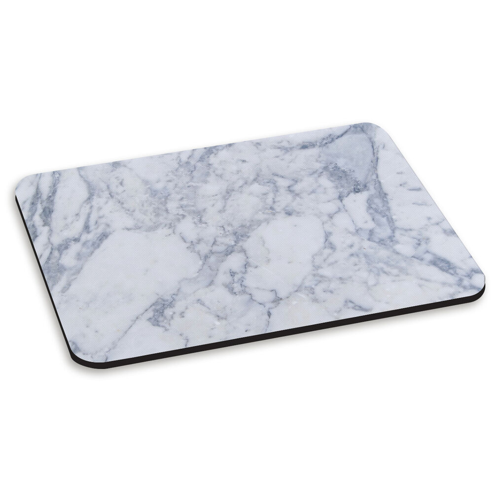 White Amp Grey Classic Marble Effect Pattern Stone Pc