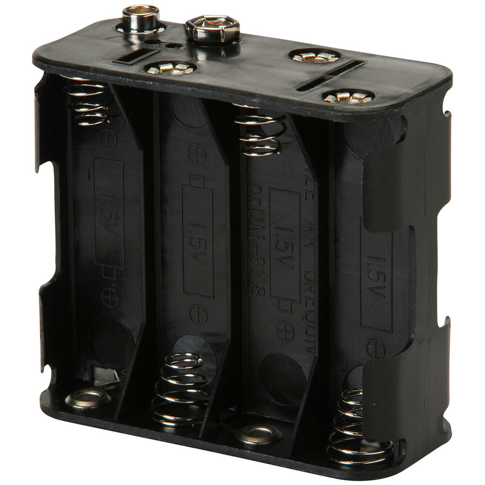 8 Aa Cell Battery Holder Ebay