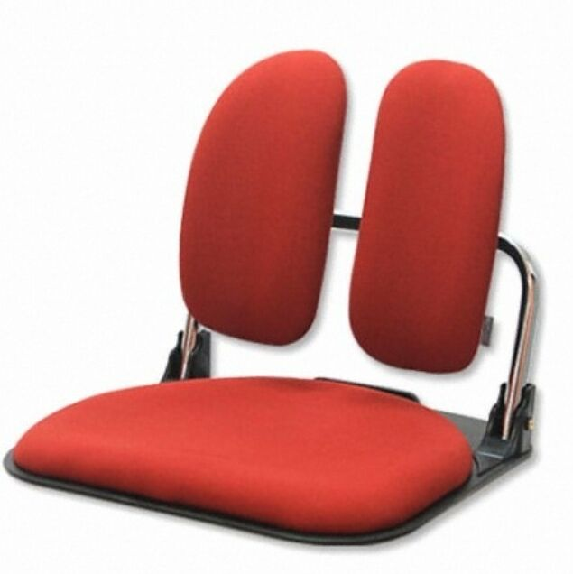 Folding Floor Chair Backrest Ergonomic Tatami Chair