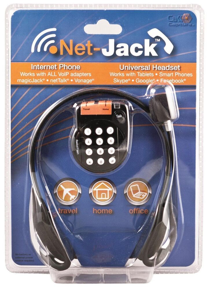 how to connect magic jack plus