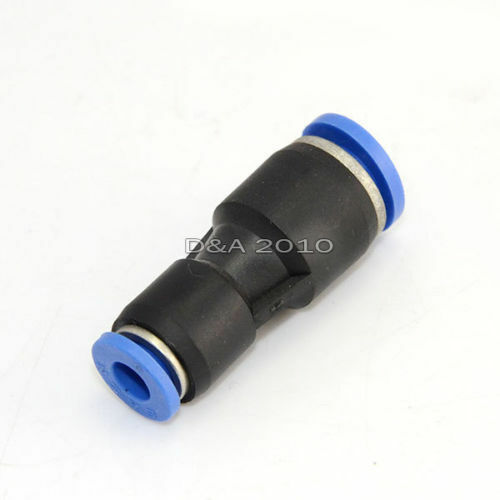 Mm fastest plastic tube connector push in fitting