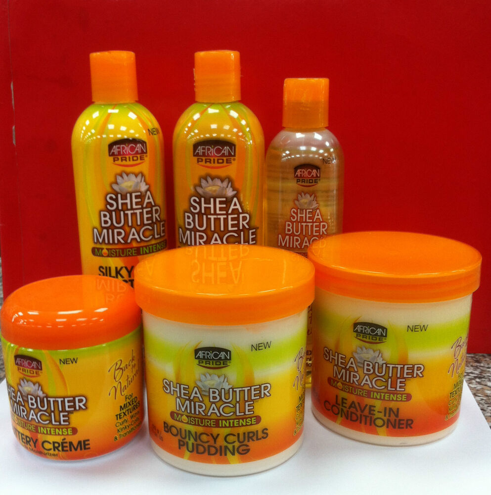 shea butter for african american hair