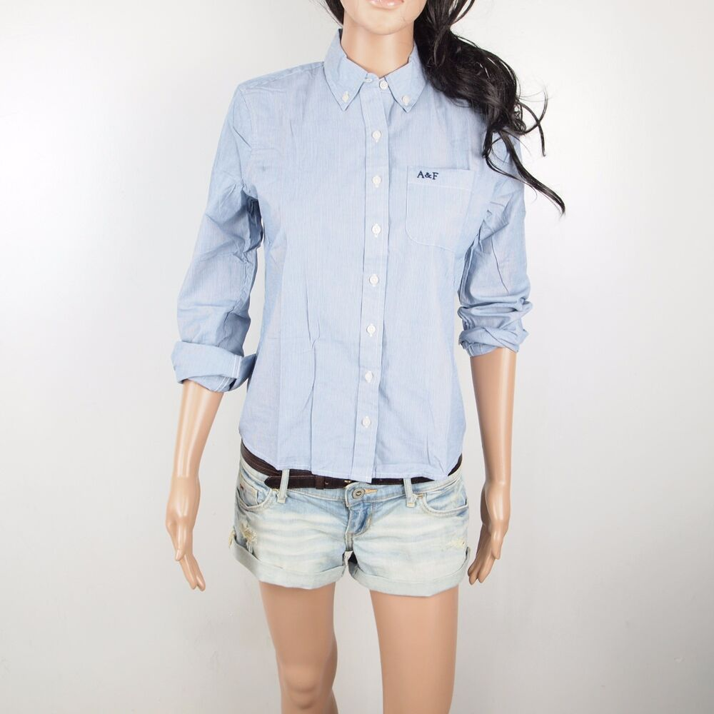 NWT Abercrombie & Fitch By Hollister Women Shirt
