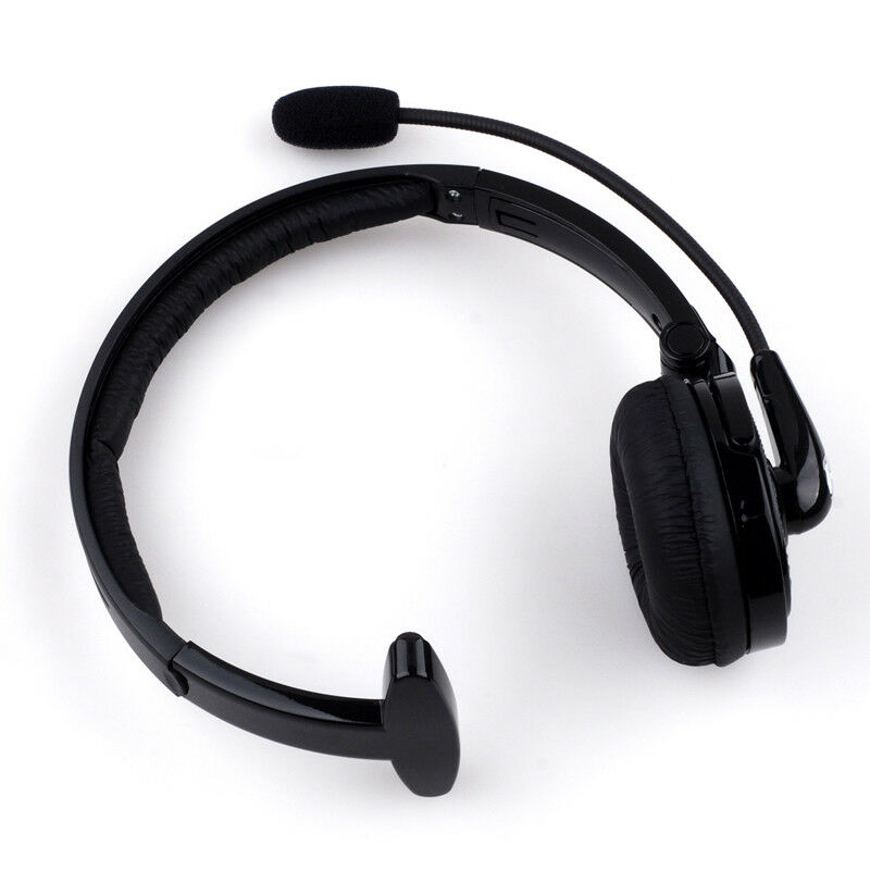 Wireless Stereo Bluetooth Headphone Headset Noise-Canceling For Trucker Drivers