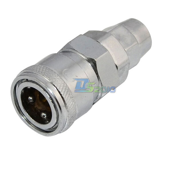 Mm air line compressor connector iron fittings quick