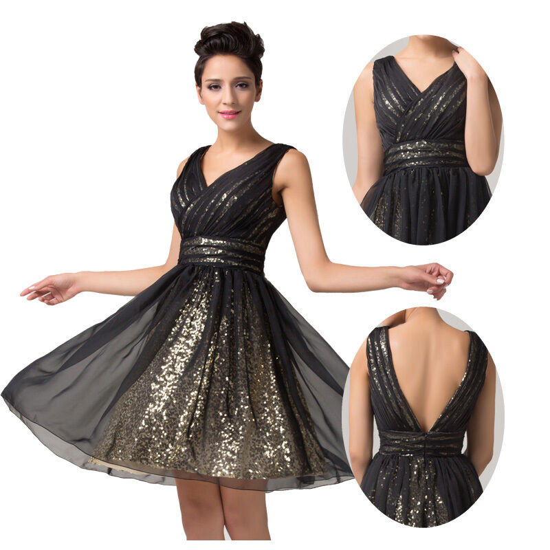 2015 plus size short prom dresses evening deb gown ball party