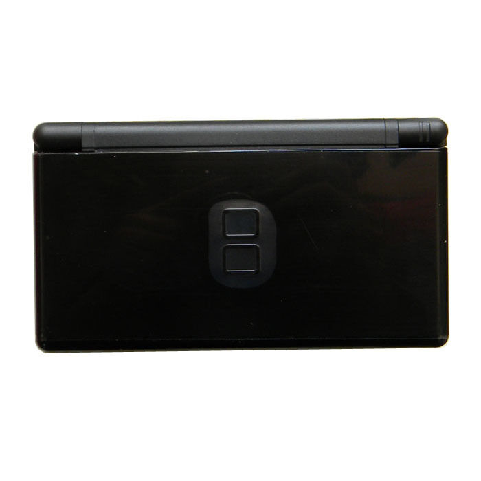 brand new onyx black nintendo ds lite console handheld system with gifts 45496717742 ebay. Black Bedroom Furniture Sets. Home Design Ideas