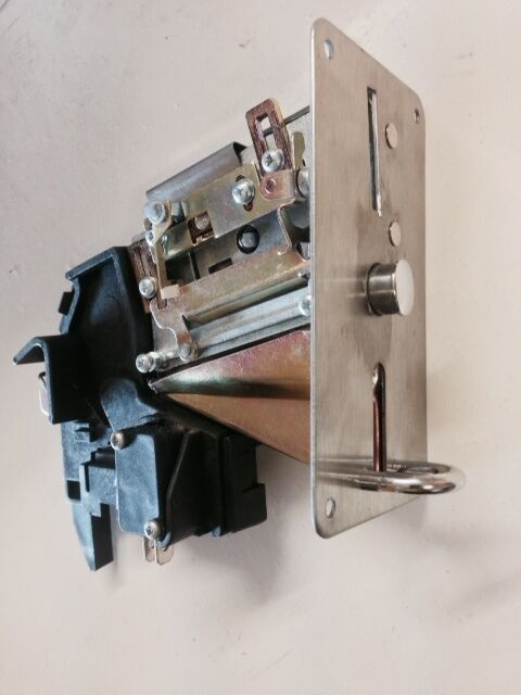 Secure coin acceptor - Catfish haven louisville