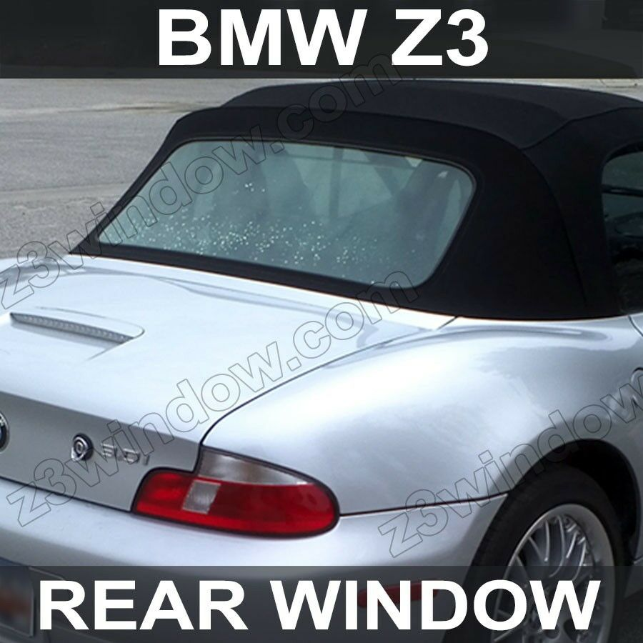 Bmw Z3 Rear Window Replacement True Rubber Bead Trim