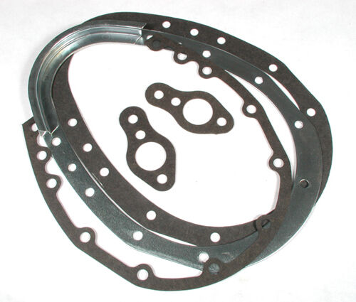 Chevrolet Performance 12562818 Timing Chain Cover: Timing Chain Cover Kit Quick Change Plate Small Block