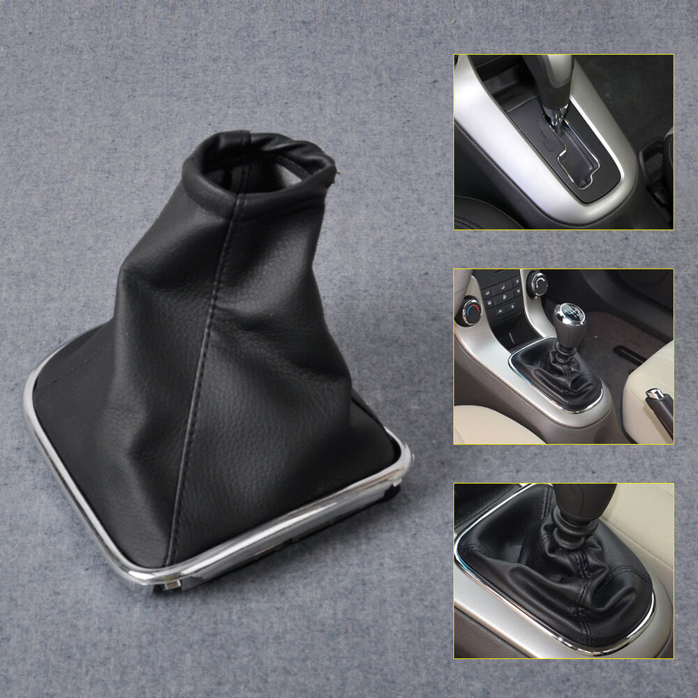 Sell Car For Parts >> New PU Leather Gear Shift Cover Boot Gaiter For 2008-2011 ...