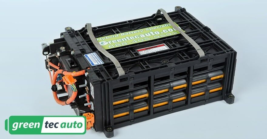 Honda Civic 2003 2005 Remanufactured Hybrid Ima Battery