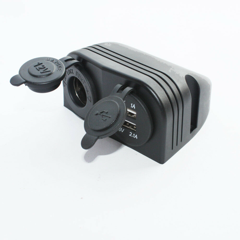 Car cigarette lighter electrical adapter