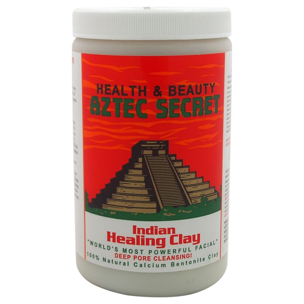 Indian healing clay aztec