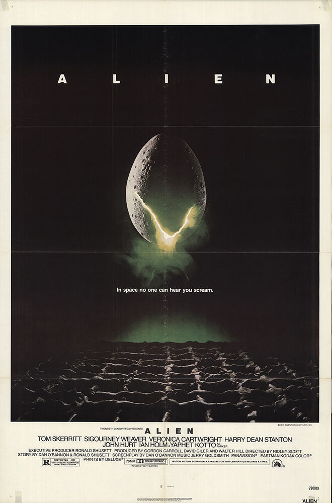 alien movie poster original - photo #19