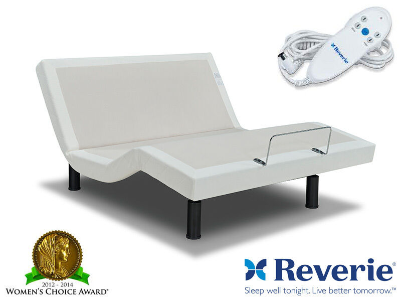 Split King Reverie 3e Adjustable Bed From The Makers Of