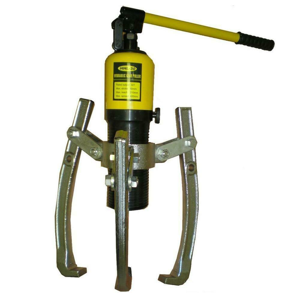 Gear Puller Set : Hydraulic gear puller bearing wheel pulling or jaws