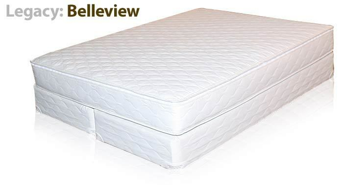 LEGACY BELLEVIEW SOFT SIDE WATERBED MATTRESS