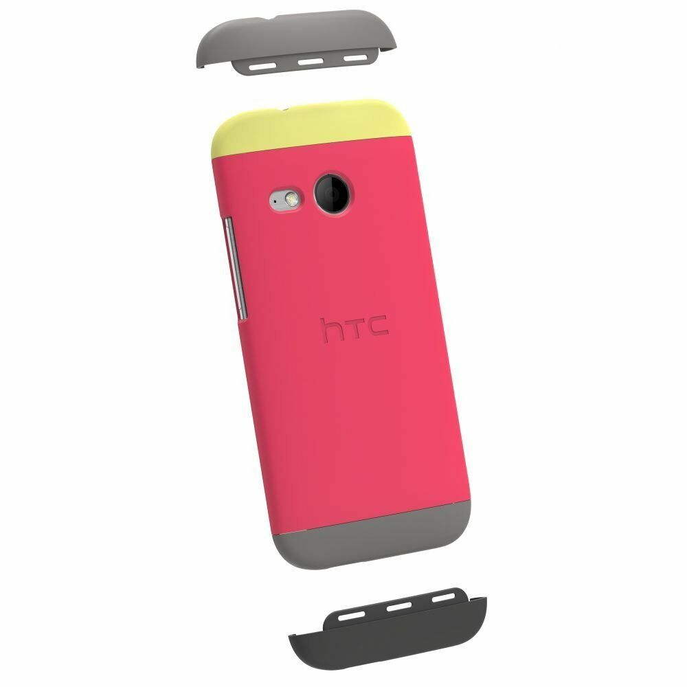 GENUINE HTC HC C971 Double Dip Hard Shell Case for HTC One Mini 2 in ...