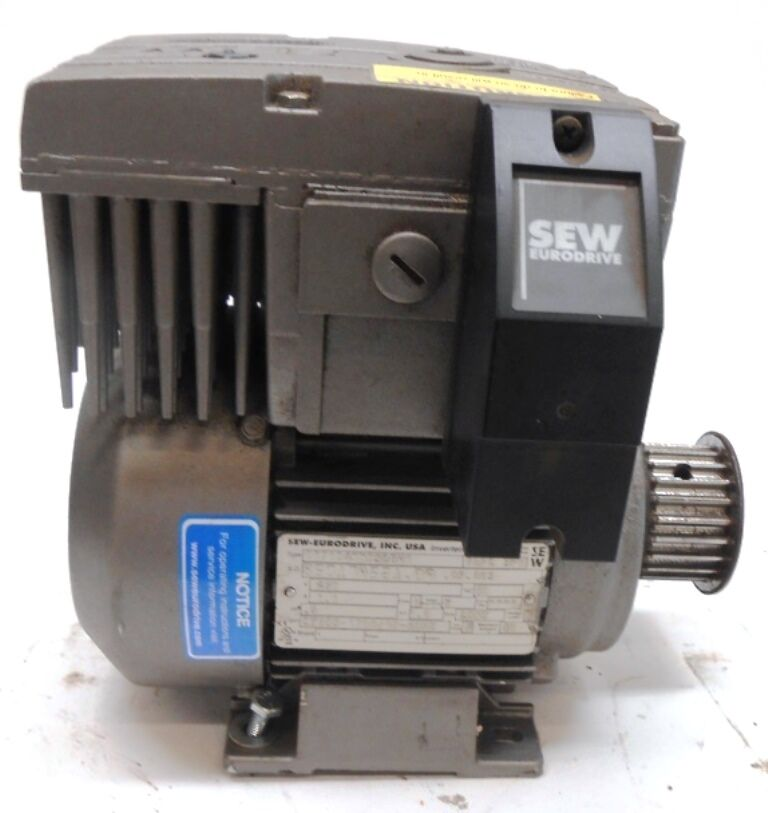 Sew Eurodrive Ac Gear Motor Dt71d4mm03cbw1 Movimot