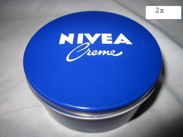 2 x 250ml Original german Nivea Body Cream Moisturizer New from Germany | eBay