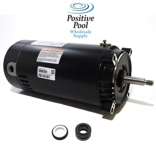 Ao smith 1 5 hp ust1152 hayward replacement pool pump for Hayward sp2610x15 replacement motor