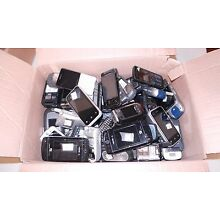 Lot 2 LB (POUNDS) of  Cell Phones for Repair or Scrap Gold Recovery