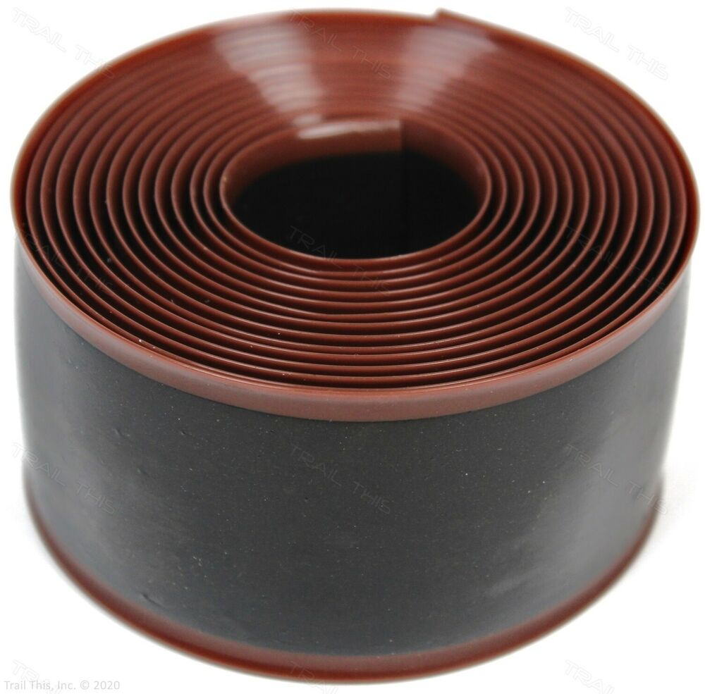 tuffy   brown single bicycle tire liner stops thorns flats ebay