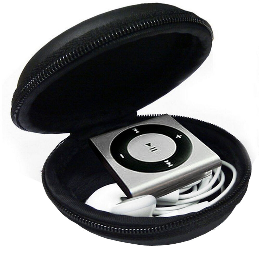 Mp3 Player Clamshell Case For Apple Ipod Shuffle 2nd 3rd